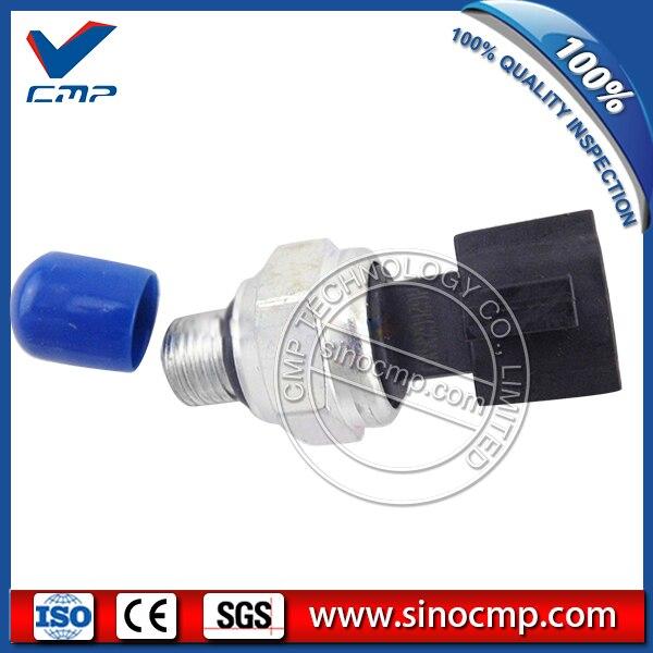 4436536 Excavator Pressure Sensor For Hitachi EX200-2 EX200-5 EX200-3 EX300-2 EX300-5 EX300-3  цена