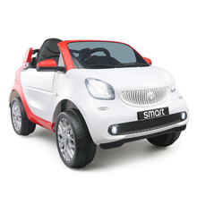 Super Big Kids Four-wheel Drive Electric Car Remote Control Toy Shock Absorption Vehicle Can Sit Baby