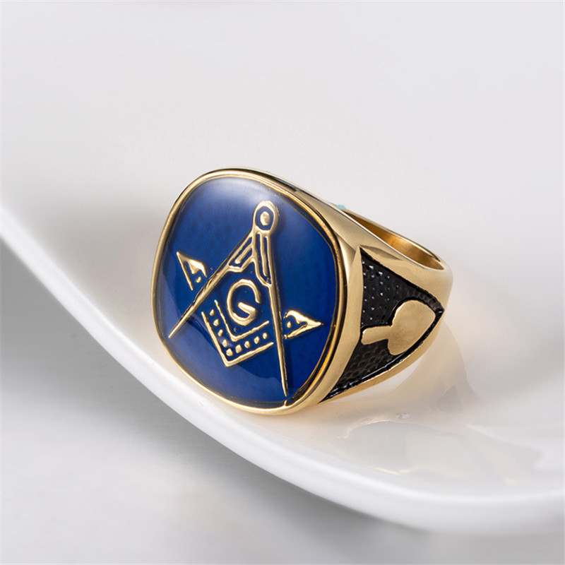 Church Men's Rings  (9)