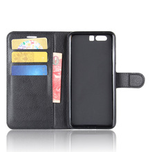 High Quality Luxury Leather Flip Case for Huawei Honor 9 Cases Smartphone Wallet Stand Cover With Card Slot 9 Colors Coque Capa