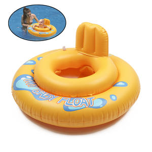 1 Piece Round Summer kids baby Cartoon Float Swimming pool