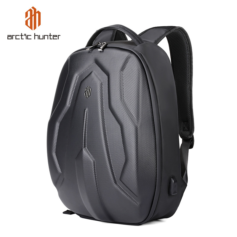 2019 Mens Hard Shell Backpack Fashion Waterproof 15.6 inch Male USB Charging School Bags College Bags Men Travel Mochila2019 Mens Hard Shell Backpack Fashion Waterproof 15.6 inch Male USB Charging School Bags College Bags Men Travel Mochila
