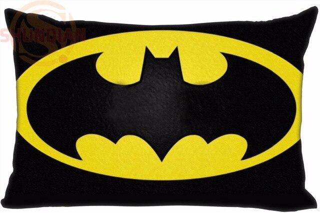 멋진 베개 배트맨 로고 스타일의 베개 케이스 트윈 x 인치