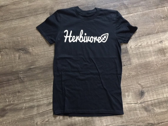 fb4fcbf9c1 Herbivore T Shirt Womens Shirts Unisex Tees Plant Vegetables Vegan tshirt  Tumblr Graphic funny tops outfits fashion clothes-in T-Shirts from Women's  ...