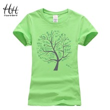 Equations Tree Women T-shirt