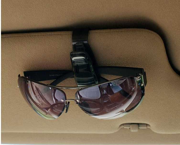 سيارة نظارات حامل نظارات كليب لشركة فيات 500/الباندا/Stilo/Punto/Doblo/Grande/برافو 500 Ducato/حافلة صغيرة الملحقات