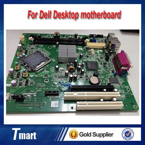 ФОТО 100% working for dell 380 DT MT G41 Desktop Motherboard HN7XN DP/N:0HN7XN fully tested