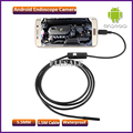 5.5mm 1.5M Waterproof Endoscope Camera Module 6LED OTG USB Android Endoscope Inspection Underwater Fishing For Windows PC