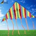 Envío de la Alta Calidad de Bolos Cometa Kite Kite Poder Con Línea de Nylon Ripstop Tela Factory Outlet