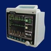 CE утвержден cms6000a три параметра ЭКГ НИАД SPO2 Портативный мультипараметрический пациент Мониторы