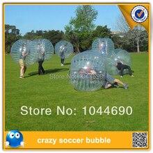 New Fashionable style Buddy bubble ball soccer human bubble ball