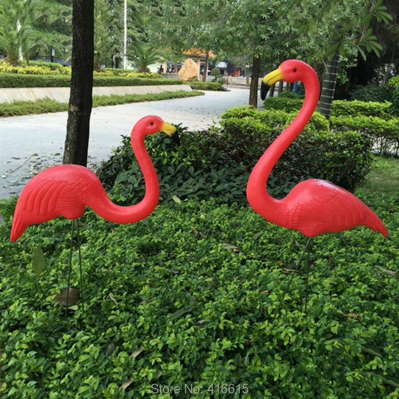 Online Buy Wholesale Garden Flamingo From China Garden