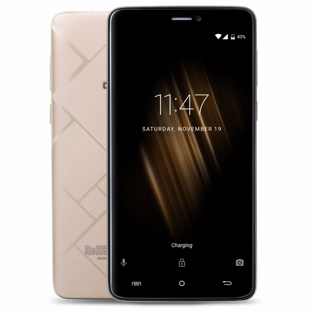 Cubot Max 6.0 Inch HD Screen Smartphone 4100mAh Android 6.0 Cell Phone MTK6753A Octa Core Unlocked 4G LTE Mobile Phone