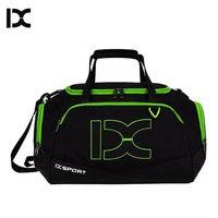 40L Travel Luggage Bags Gym Fitness Bag Outdoor Sports Duffle for Women Men Wet Dry Sac De Sport Handbags Training Tas XA478WD