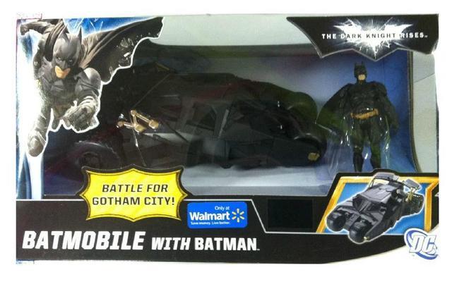 Batmobile Coche Tomy Limitada De La Motocicleta Del Coche Batman De