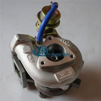 TURBOCHARGER TD04L QD32 14411-7T600 49377-02600 for nissan Navara Pickup TD27 NS25 3.2L