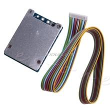 Литий-ионная литиевая ячейка 20A 18650 защита батареи BMS печатная плата баланс 13 s В 48 В
