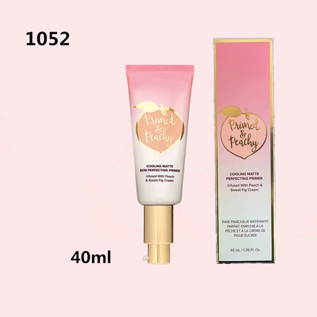 2018 Makeup Too Fac Peachy MATTE PERFECT PRIMER With Peach Sweet