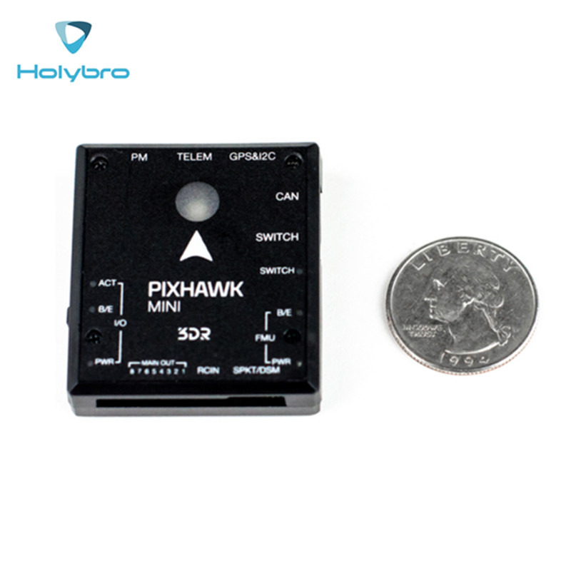 HolyBro 3DR Pixhawk Mini Autopilot & Micro M8N GPS Built-in Compasses & PDB  Board for RC Models Multicopter Drone Flight Control