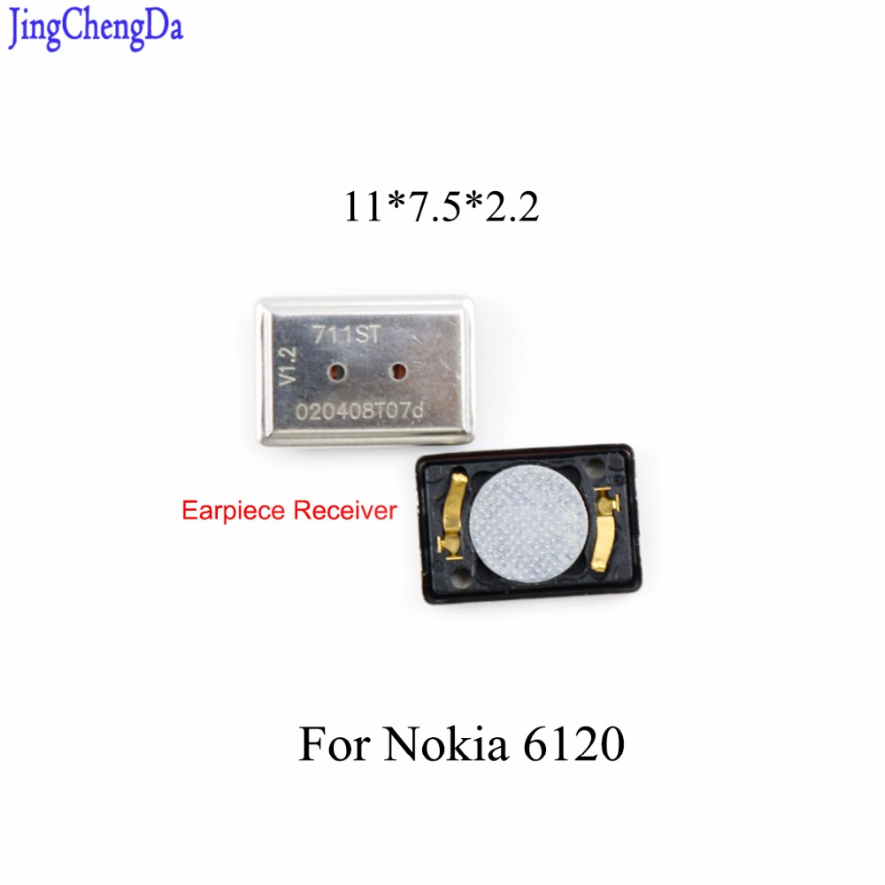JCD Earpiece Speaker ear Receiver for <font><b>Nokia</b></font> N95 <font><b>N76</b></font> N78 N79 6300 6120 N82 6120c 6122 N75 6280 6230 6122C 3110 7280 image