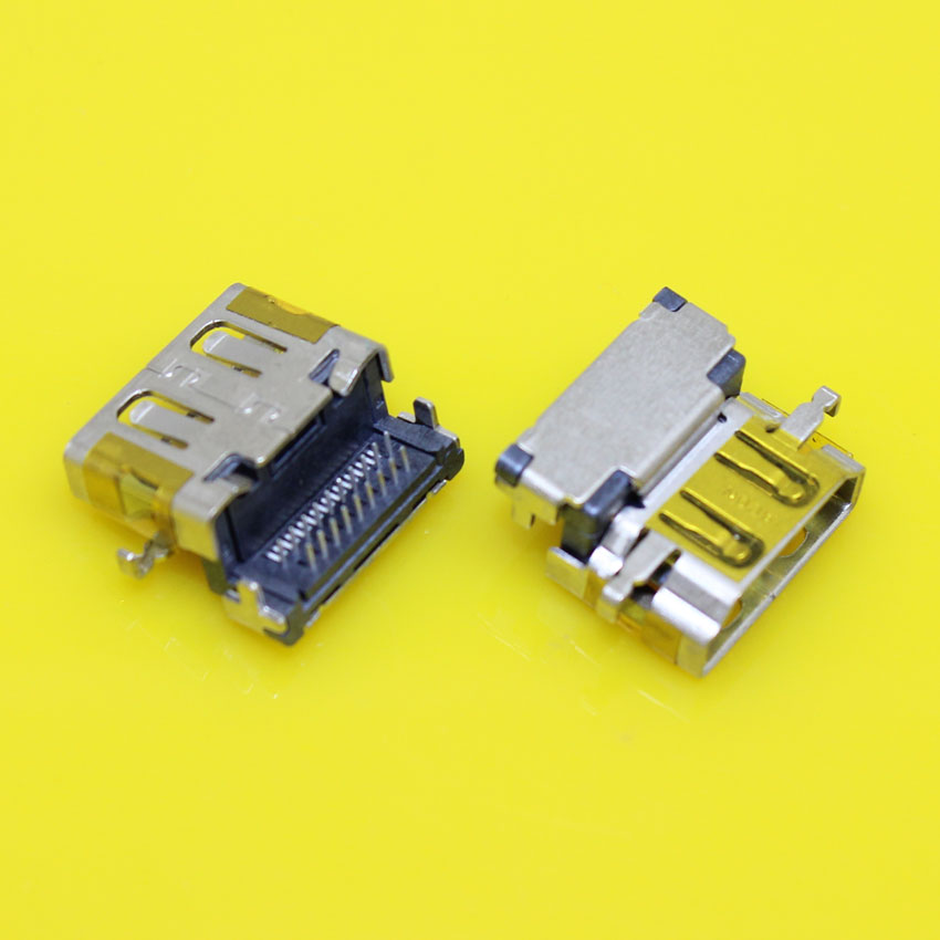 HD-035 19pin HDMI Jack HD USB Connector Socket Port For laptop Tablet