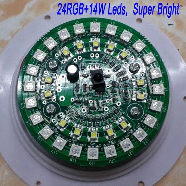 Super brilhante 38 LEDs sem fio bateria de lítio recarregável , mesa
