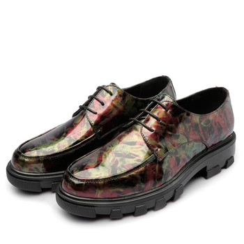Men Shoes Spring Leather Fashion High Quality Comfortable Brand Leather Shoes #MPX8116228