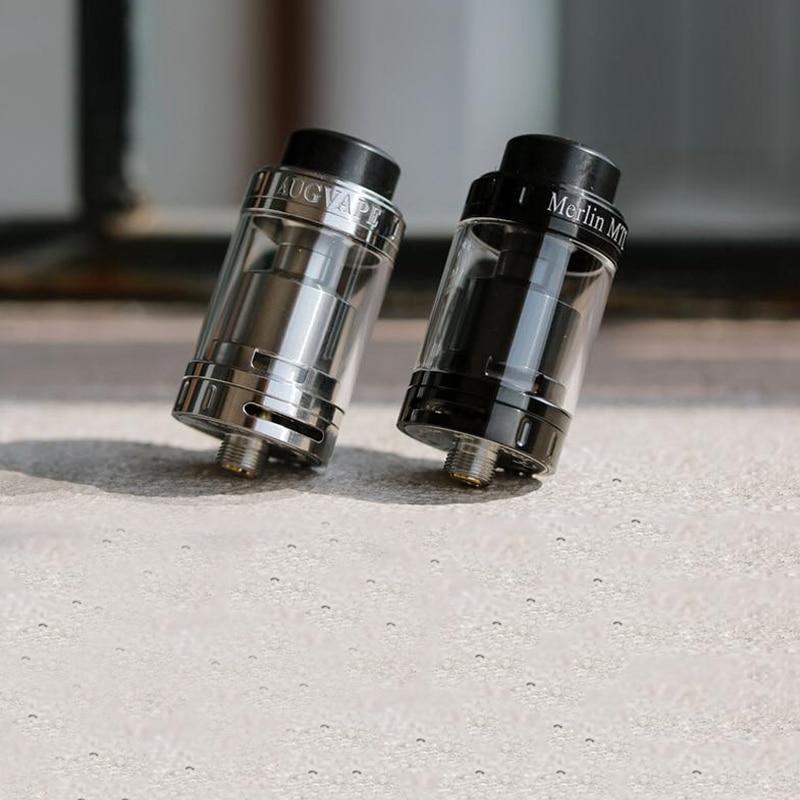 Augvape Merlin MTL RTA Atomizador para cigarrillos electrónicos 5ml - Cigarrillos electrónicos - foto 4