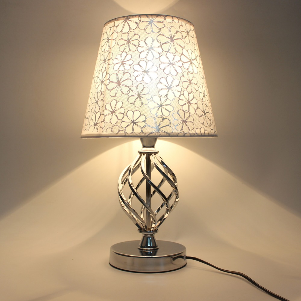 Modern Style Table Lamp Bedside Bedroom Table Light Ac 110v 220v Creative Personality Home