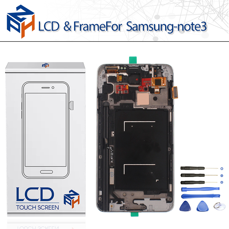 Super AMOLED LCD Display for Samsung Galaxy Note 3 N900 N9005 LCD ...