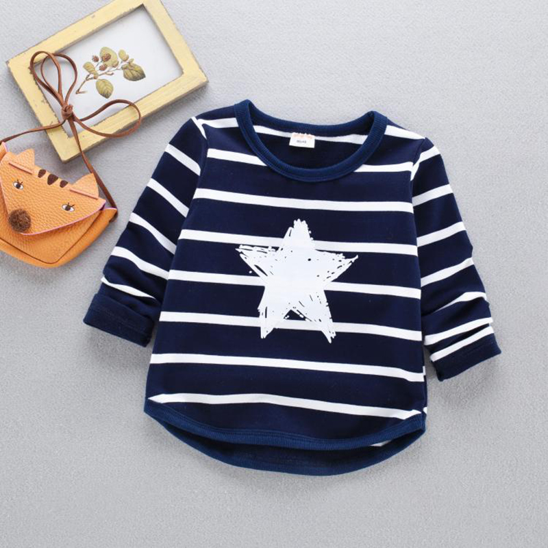 Spring-new-children-thin-sweatshirt-primer-shirt-Korean-boy-0-3-years-old-baby-plus-velvet-cartoon-wild-long-sleeved-T-shirt-1