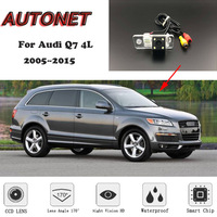 AUTONET HD Night Vision Backup Rear View camera For Audi Q7 4L 2005~2015 CCD/License Plate camera