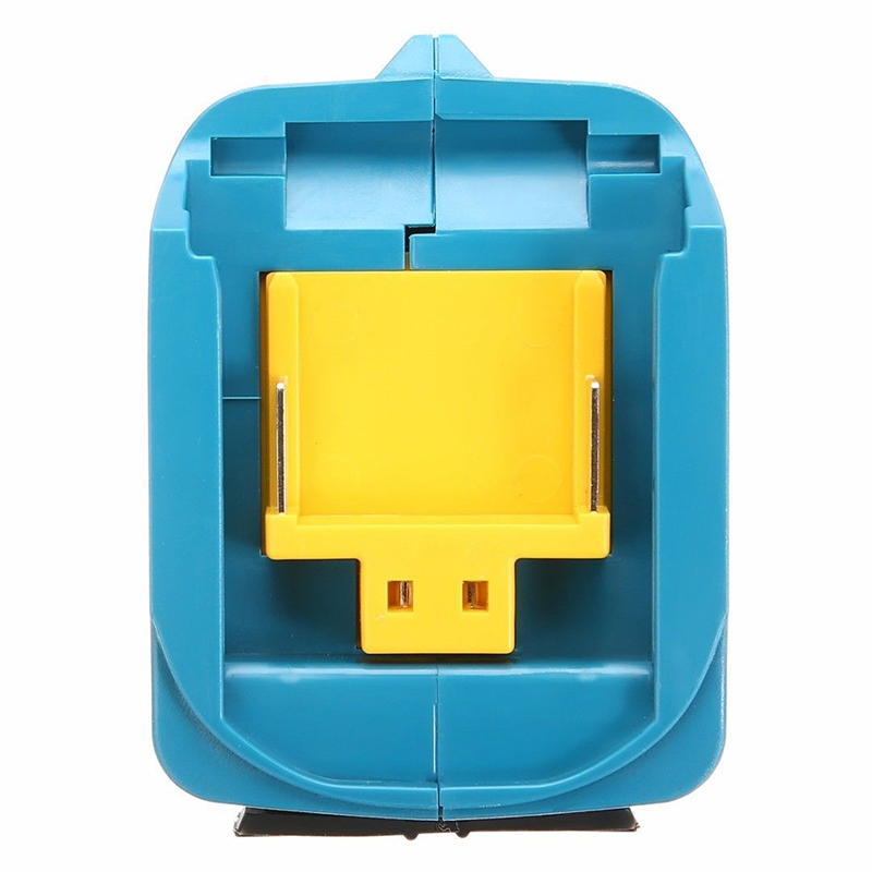 2 USB Port Phone Charger Adapter Battery For Makita ADP05 14.4//18V BL1830//1430