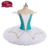 Для женщин белая балетная пачка Лебединое озеро этап одежда для взрослых классический балет танец конкурс Производительность костюмы бале