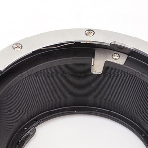 Image 5 - Venes Suit For Mamiya 645 Lens to Canon EOS Camera GE 1 AF Confirm Lens Mount Adapter