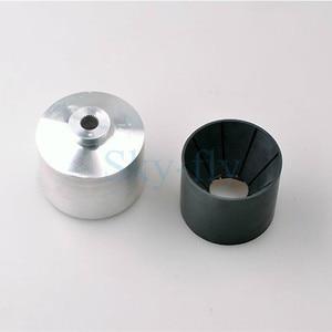 CNC Aluminum Starter Cone Cap