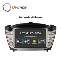 Ownice C500 4G SIM LTE For Hyundai IX35 Tucson 2009 2015 Android 6 0 4 Core