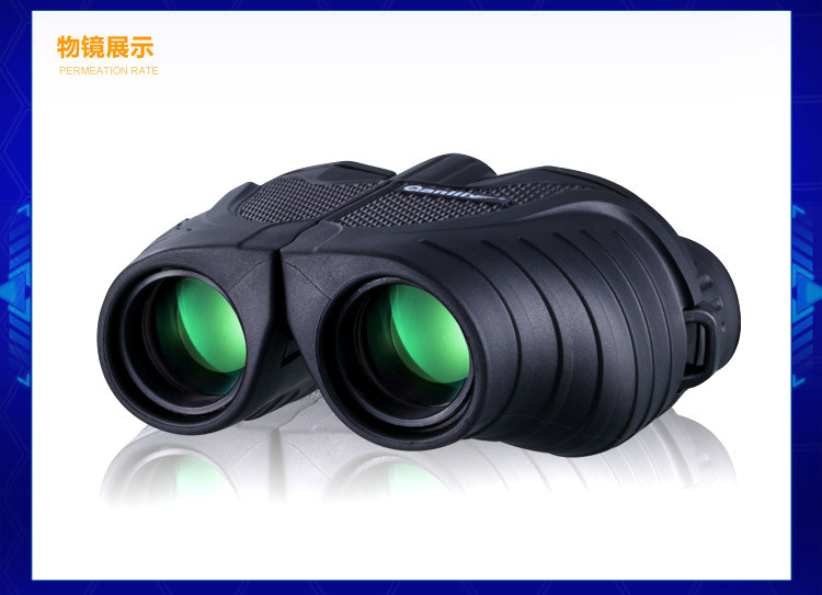 Authentic Paul font b Binoculars b font Portable System BAK4 Prism Telescope Hunting Camping Spotting Scope