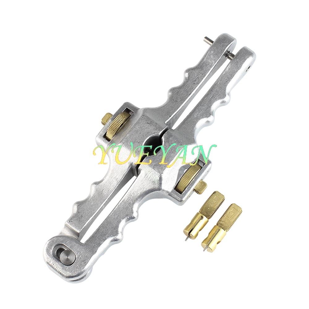 YUEYANTX Longitudinal Opening Knife Longitudinal Sheath Cable Slitter Fiber Optical Cable Stripper SI-01