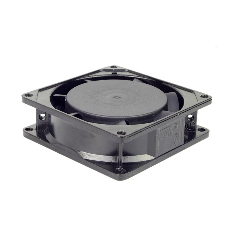 ALSEYE AC 220 / 240V ventilaator 80mm Kahe kuullaagriga - Arvuti komponendid - Foto 4