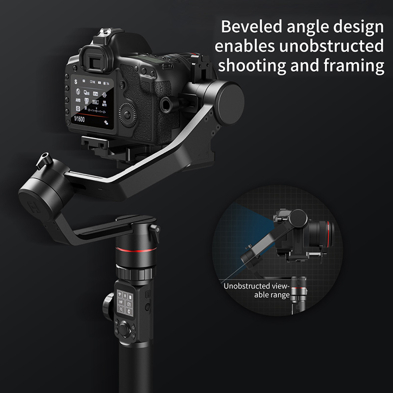 Feiyu AK4000 Handheld Camera Stabilizer 3 Axis Zoom Gimbal 4kg Load for  Sony A6000 Canon 5D 7D Panasonic GH5 Nikon D7000 D5300-in Handheld Gimbal  from ... b3054fcc7976
