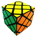 Lanlan Master Skewb ABS Cube Brain Teaser Speed Square Skewb Strange Shape Magic Cube Toy for Children Puzzle Cube Educational