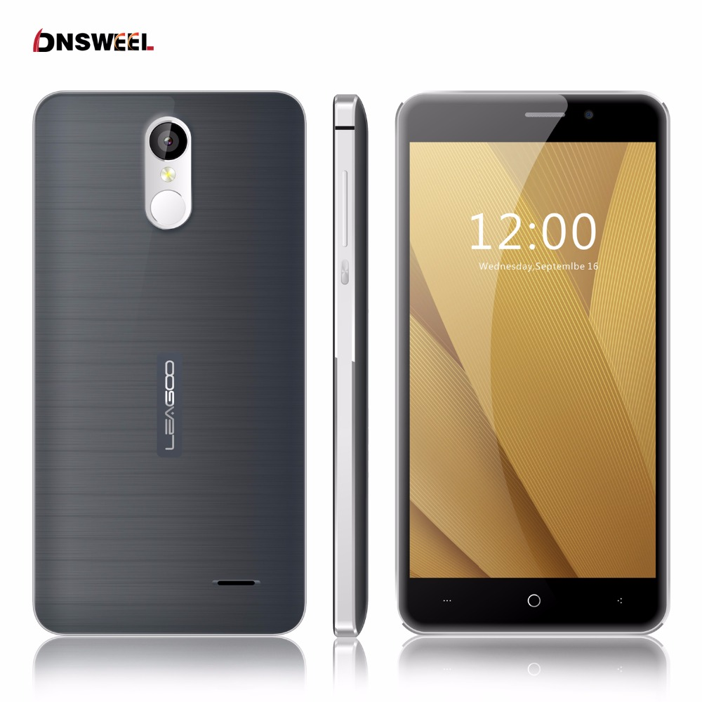 Leagoo M5 Más 4G Teléfono Móvil RAM 2 GB ROM 16 GB MT6737 Quad Core de 5.5 pulga