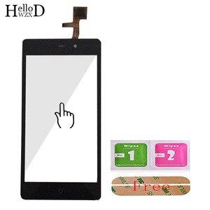 Image 4 - HelloWZXD écran tactile en verre avant haut verre panneau numériseur pour LEAGOO Z5 lentille capteur Flex câble outils + cadeau adhésif gratuit