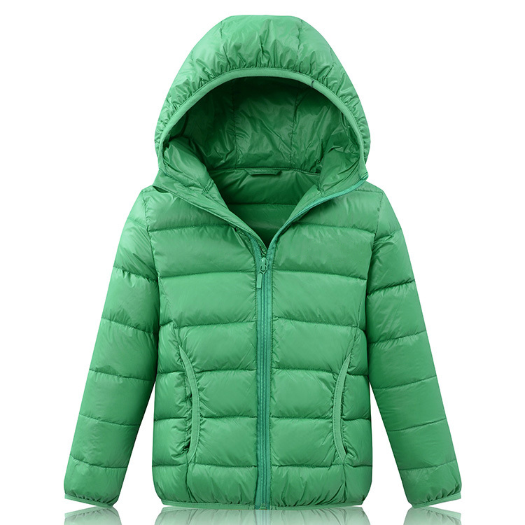 Lightweight girls winter snowsuit fashion Down & Parkas hooded boys winter jackets solid children warm winter clothing jacket 2016 winter boys ski suit set children s snowsuit for baby girl snow overalls ntural fur down jackets trousers clothing sets