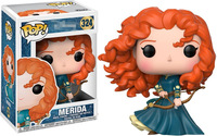Funko pop Official Brave Merida Vinyl Action Figure Collectible Model Toy with Original Box