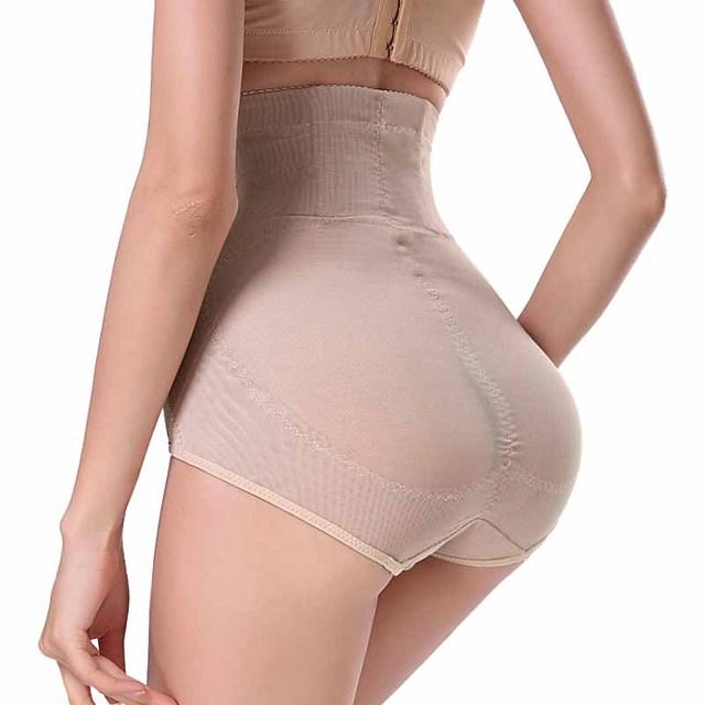 Das Mulheres livres do Transporte Calcinha Bunda Levantador Potenciador Nádega Calças Calcinha De Controle de Emagrecimento Cueca Hip Shapewear Corset