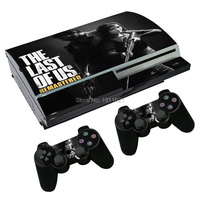 OSTSTICKER New desings Vinyl sticker cover for ps3 Fat skin decal for Sony playstation 3 Fat skin