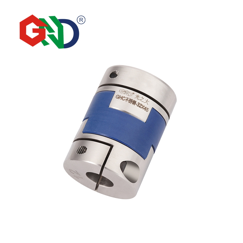 shaft coupler Power Transmission Parts Shaft Couplings GHC style Stainless Steel coupling power transmission parts shaft couplings gfz d55xl78