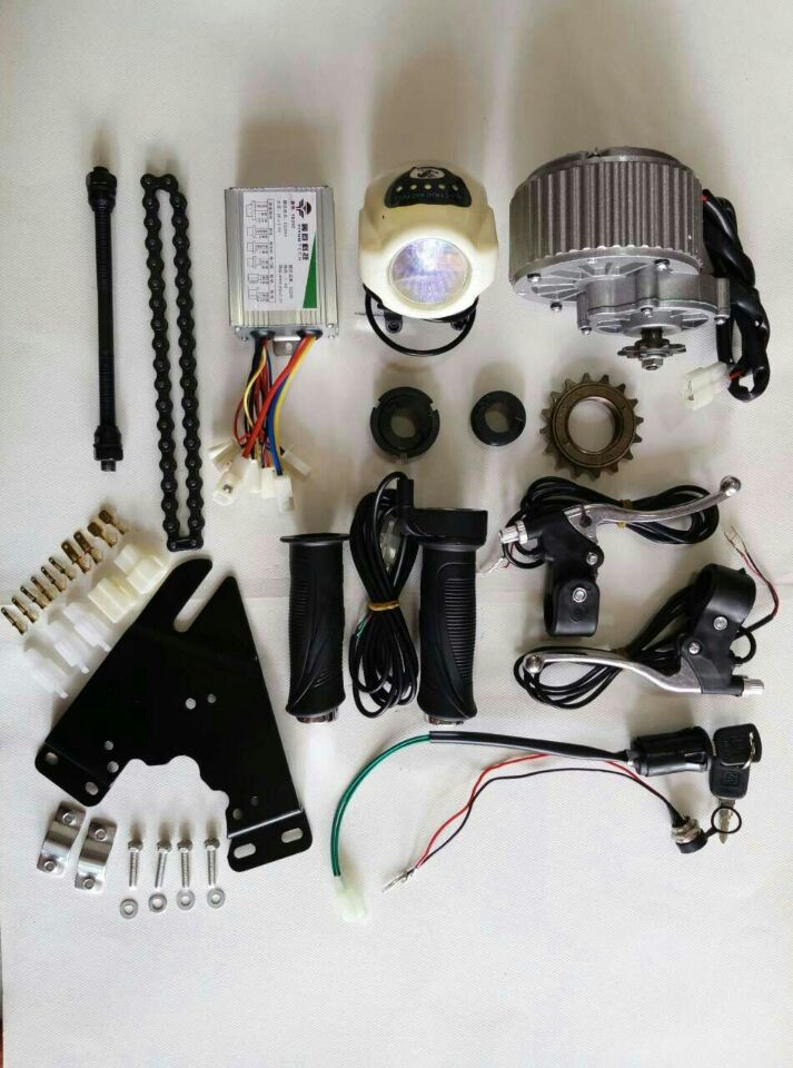 MY1018 250W 24V electric bicycle motor , electric bicycle motor kit , electric bicycle conversion kit,e-bike conversion kit my1018 250w 24v dc gear brushed motor electric bicycle kit electric bike kit e scooter engine bike accessories